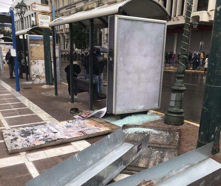 Το προφίλ των συλληφθέντων στα Εξάρχεια | tovima.gr