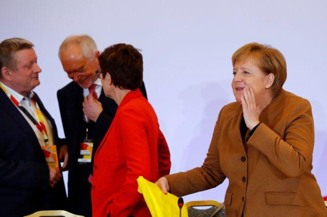 Γερμανία – CDU: Το απόγευμα της Παρασκευής εκλέγεται ο νέος αρχηγός | tovima.gr