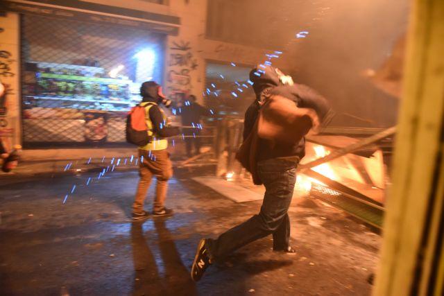 Γρηγορόπουλος: Σκηνικό καταστροφής στις εκδηλώσεις για την επέτειο από την δολοφονία του | tovima.gr