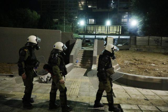 Διευκρινίσεις της ΕΛ.ΑΣ για τη επέμβαση στο ΑΠΘ   tovima.gr