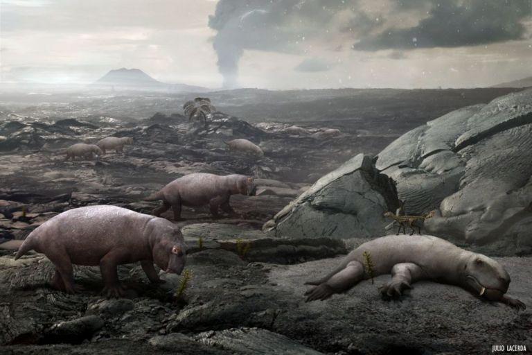 Η κλιματική αλλαγή προκάλεσε τη μεγαλύτερη εξαφάνιση ειδών στη Γη | tovima.gr
