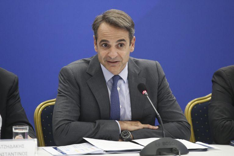 Μητσοτάκης: Σπάνιος άνθρωπος και πολιτικός ο Δημ. Σιούφας | tovima.gr
