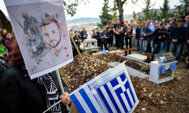 Ένταση στα σύνορα με Αλβανία με αφορμή το μνημόσυνο Κατσίφα | tovima.gr