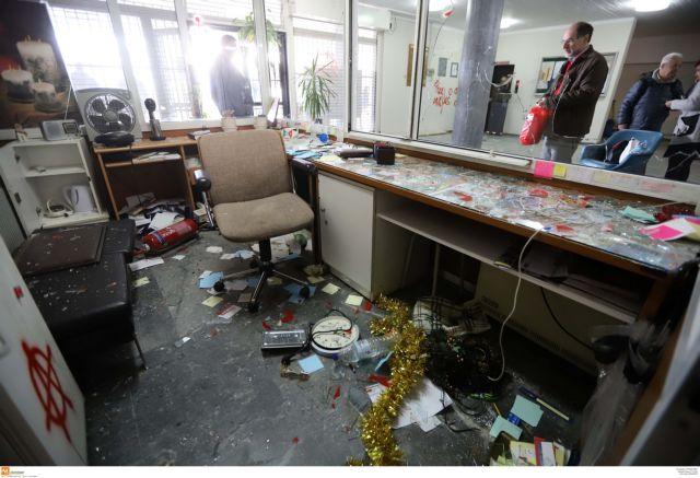 Γεροβασίλη:  Οι ευθύνες για τους βανδαλισμούς του ΑΠΘ στην Πρυτανεία | tovima.gr