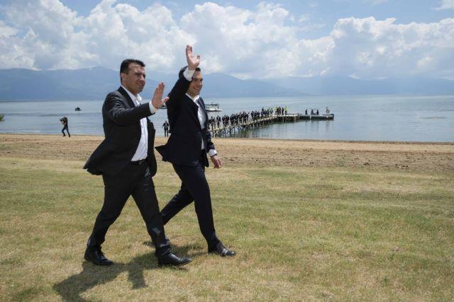 Προκλητικός ο Ζάεφ – Αμετανόητη η ελληνική κυβέρνηση – Καμία απάντηση στις προκλήσεις | tovima.gr
