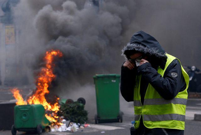 Ο Γάλλος ΥΠΕΞ ανησυχεί για τη γαλλική δημοκρατία και τους θεσμούς της | tovima.gr