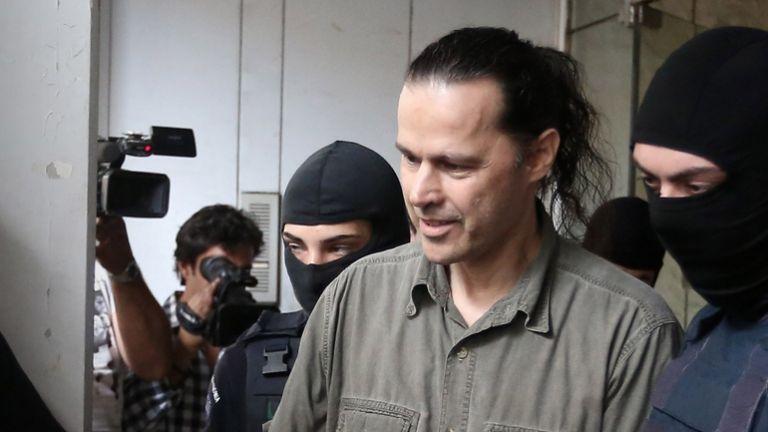 Δεν αποφυλακίζεται ο Σάββας Ξηρός | tovima.gr