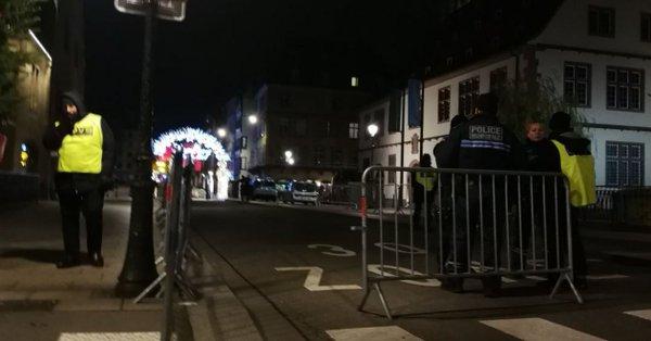 Στρασβούργο: Βίντεο από την επίθεση κοντά σε χριστουγεννιάτικη αγορά   tovima.gr