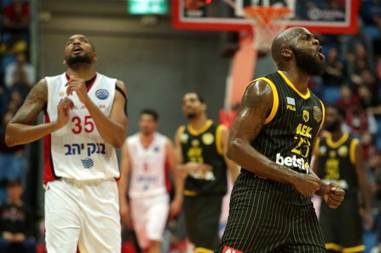 Νίκη πρωτιάς για την ΑΕΚ στο Ισραήλ | tovima.gr