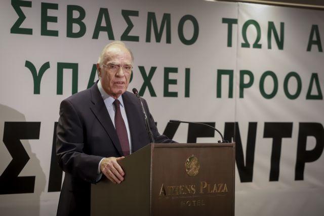 Λεβέντης: Να χωρίσουν τα τσανάκια τους Καμμένος – Τσίπρας | tovima.gr
