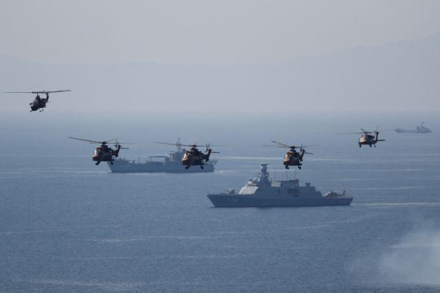 Ερντογάν: Η Κύπρος ήταν ο κακός γείτονας που μας έκανε να γίνουμε ιδιοκτήτες αμυντικής βιομηχανίας | tovima.gr