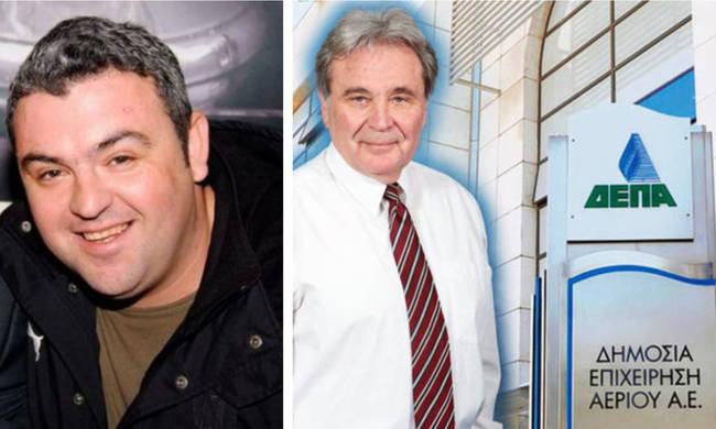 DEPA scandal: Petsitis, Kitsakos a time bomb for PM's office | tovima.gr