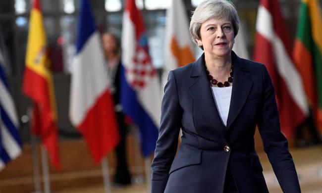 Τι αναφέρει το προσχέδιο της ΕΕ για το Brexit | tovima.gr