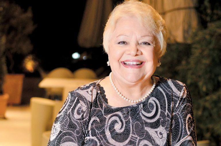 Μαίρη Λίντα : Στο Γηροκομείο Αθηνών με προβλήματα υγείας | tovima.gr