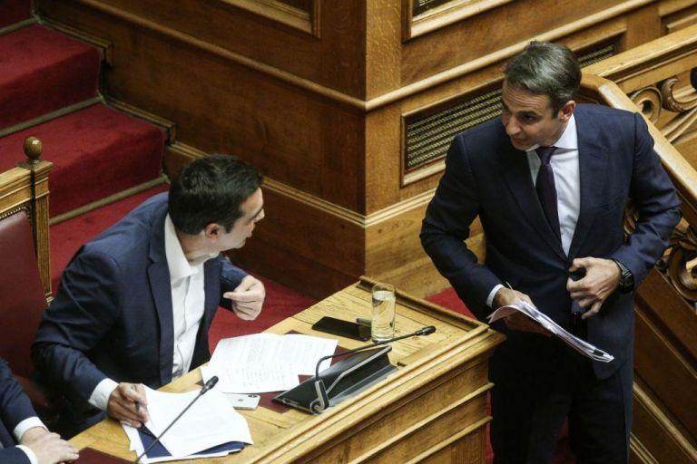 ΝΔ: Θράσος να διαμαρτύρεται ο ΣΥΡΙΖΑ | tovima.gr