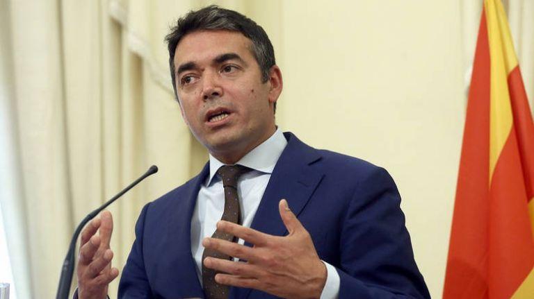 Ντιμιτρόφ για συμφωνία των Πρεσπών: Δύσκολη η πλειοψηφία αλλά γίνονται και θαύματα | tovima.gr