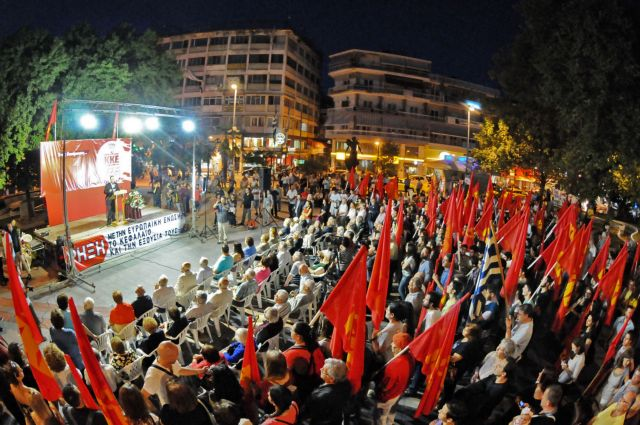 ΚΚΕ: Με Πρωτούλη στην Περιφέρεια Αττικής και με Σοφιανό στον δήμο Αθηναίων | tovima.gr