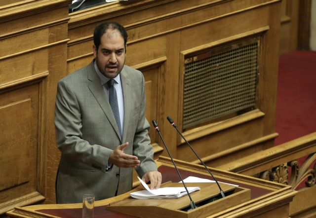 Κεφαλογιάννης: Κατηγορεί την κυβέρνηση για τη Συμφωνία των Πρεσπών | tovima.gr