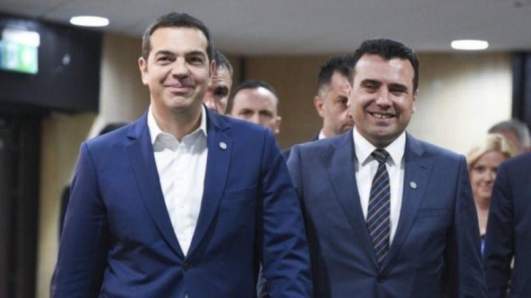 Ρίχνει τους τόνους ο Ζάεφ : Εχω εμπιστοσύνη στον Τσίπρα αλλά και στον Καμμένο | tovima.gr
