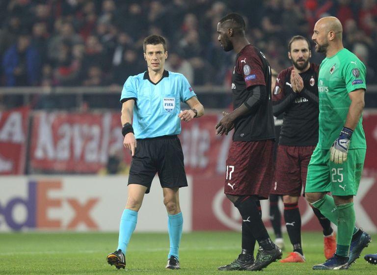Οπαδοί Μίλαν: «Για τον αποκλεισμό ευθύνονται οι παίκτες, όχι η διαιτησία» | tovima.gr