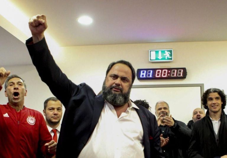 Marinakis: 'I was not acquainted with this flower of the political underworld' | tovima.gr