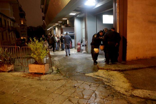 Καισαριανή: Ανάληψη ευθύνης για την «καταδρομική» στην έδρα των ΜΑΤ | tovima.gr