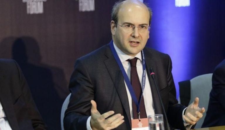 Χατζηδάκης: Το συνέδριο είναι η αφετηρία για την μεγάλη εκλογική νίκη της ΝΔ | tovima.gr