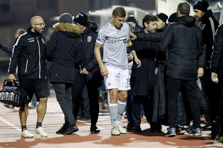 Σοκ στον ΠΑΟΚ, τέλος η σεζόν για τον Βέρνμπλουμ | tovima.gr