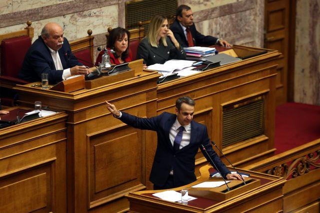Αγρια κόντρα Μητσοτάκη – Βούτση: Φέρεστε ως πρόεδρος του ΣΥΡΙΖΑ – Αλλού τον αυταρχισμό | tovima.gr