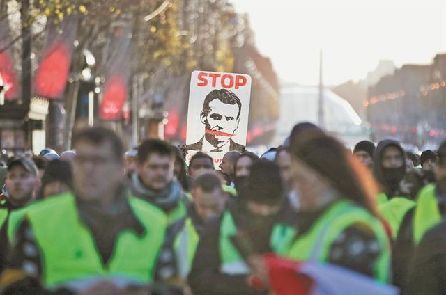 Η χρόνια γαλλική δυσφορία   tovima.gr