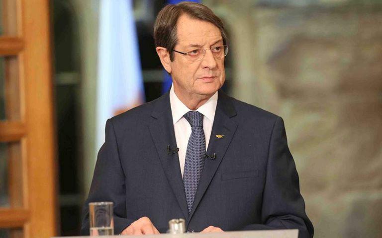 Αναστασιάδης: Αν δεχόμασταν τις εγγυήσεις σε ένα χρόνο η Κύπρος θα ήταν αγνώριστη από πληθυσμιακή σύνθεση και αναλογία | tovima.gr