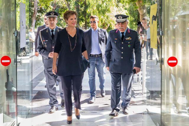 Γεροβασίλη: Δεν αποδεικνύεται ότι υπάρχει ανοχή στην τρομοκρατία | tovima.gr