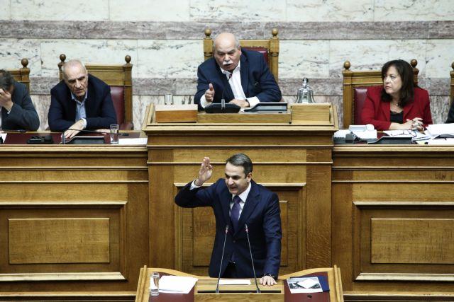 Βούτσης προς ΝΔ: Ούτε με γκλίτσες ούτε με τσομπάνηδες έχω σχέση | tovima.gr