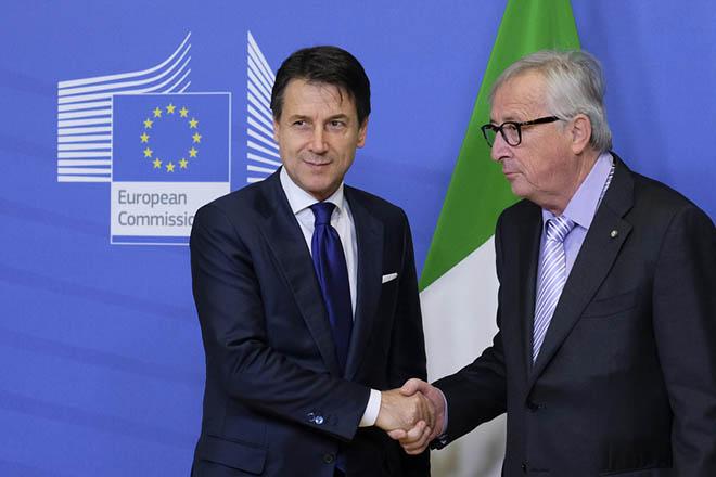 Κόντε για συμφωνία με ΕΕ : Δεν ενδώσαμε, αποφύγαμε τις κυρώσεις | tovima.gr
