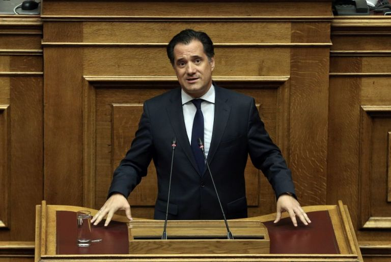 Γεωργιάδης: Αν αύριο με πυροβολήσουν δεν θα έχει ευθύνη ο Τσίπρας; | tovima.gr
