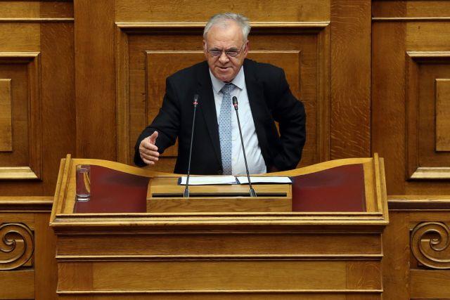 Με Πράξη Νομοθετικού Περιεχομένου η παράταση του νόμου Κατσέλη | tovima.gr
