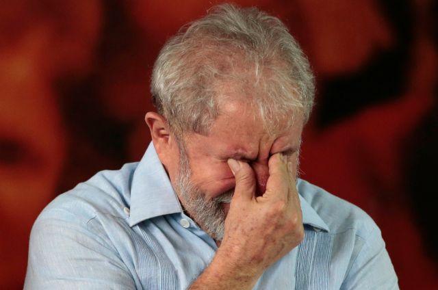 Φρένο στη διαδικασία αποφυλάκισης του Λούλα | tovima.gr