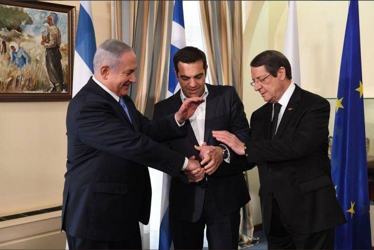 Σύνοδος Κορυφής Ελλάδας-Κύπρου-Ισραήλ για Αν. Μεσόγειο και όχι μόνο   tovima.gr