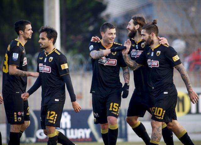Πρώτη με Λιβάγια η ΑΕΚ, αποκλείστηκε στα γκολ ο Βόλος | tovima.gr