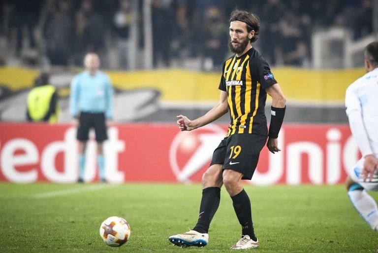 Τσιγκρίνσκι: «Ο Ολυμπιακός παίζει πολύ καλό ποδόσφαιρο» | tovima.gr