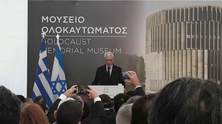 Μπουτάρης: Φάρος που θα ακτινοβολεί σε όλο τον κόσμο το Μουσείο Ολοκαυτώματος   tovima.gr
