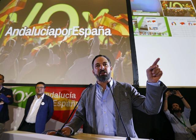 Το φάντασμα της Ακροδεξιάς πάνω από την Ισπανία | tovima.gr