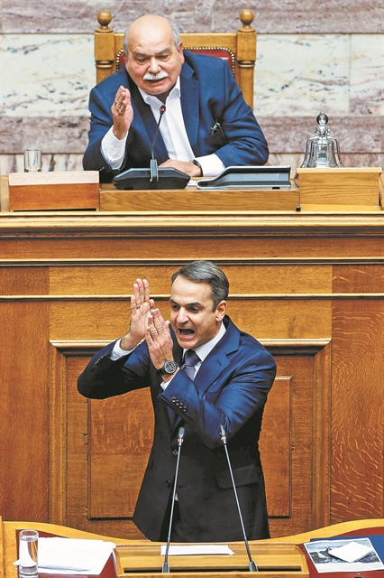 Τι κρύβει η σύγκρουση Μητσοτάκη – Βούτση | tovima.gr