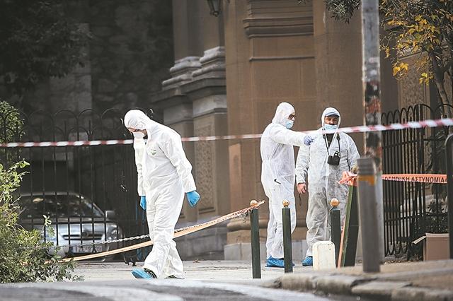 Οι επιθέσεις «οικοτρομοκρατών» φοβίζουν την ΕΛ.ΑΣ. | tovima.gr