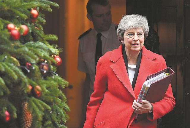 Η ώρα της αλήθειας για Μέι και Brexit | tovima.gr