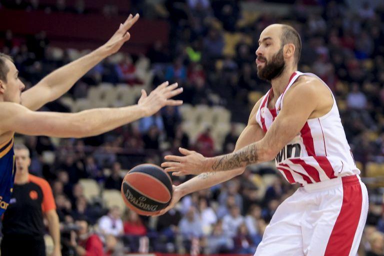 Ρεκόρ στις ασίστ για τον Ολυμπιακό! | tovima.gr