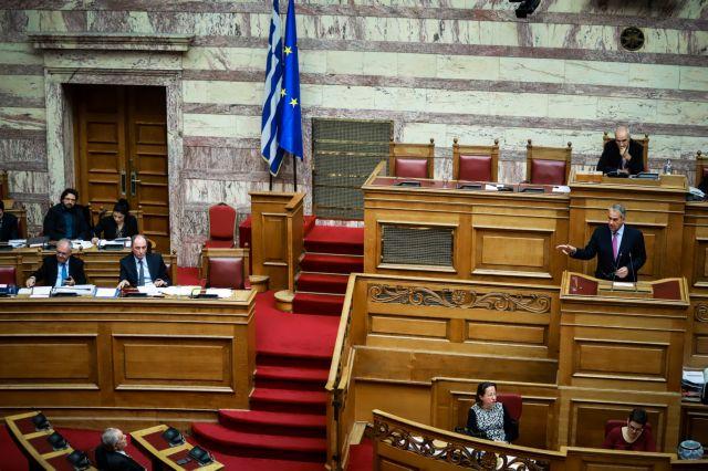 Βουλή: Εξηγήσεις για τον Πετσίτη δίνουν υπουργοί – Γεωργιάδης: Θα πάτε στο ειδικό δικαστήριο | tovima.gr