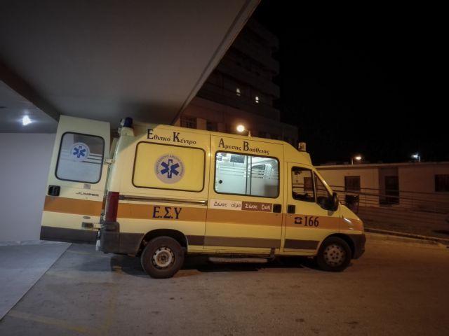 Υπέκυψε ο άνδρας που βρέθηκε μαχαιρωμένος στα Σεπόλια | tovima.gr