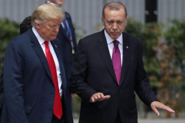 Μετά την επικοινωνία με Ερντογάν η απόφαση Τραμπ για αποχώρηση των ΗΠΑ από την Συρία   tovima.gr