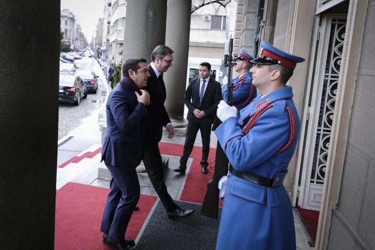 Τσίπρας: Η ΕΕ οφείλει να δώσει ένα θετικό όραμα στους λαούς των Βαλκανίων | tovima.gr